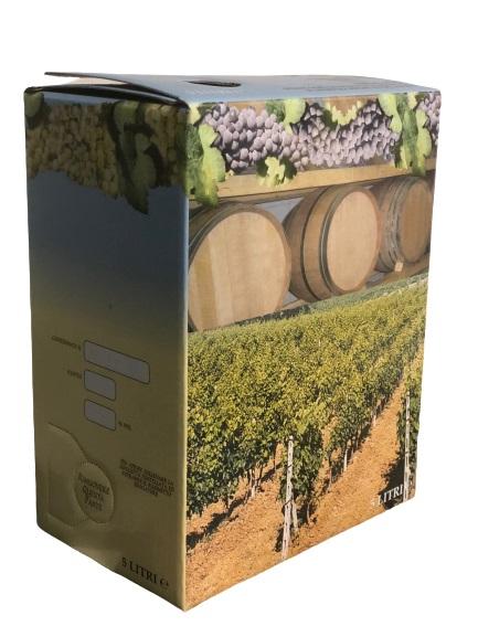 foto bag in box litri 5